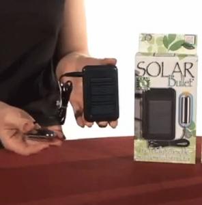 Solar Powered Vibe